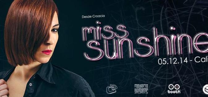 Miss Sunshine en Cali – 05  Diciembre