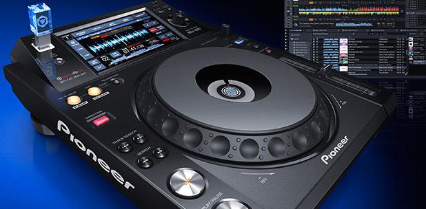 Lo Nuevo de Pioneer  XDJ-1000