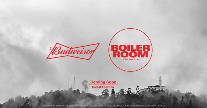 Boiler Room en Colombia