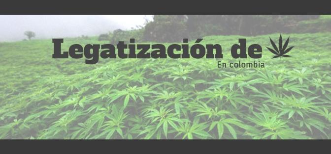 Estamos listos para la legalización con fines medicinales!!