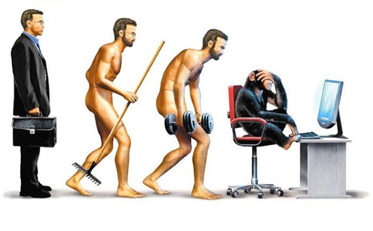 funny-satirical-evolution-charles-darwin-day-281__700