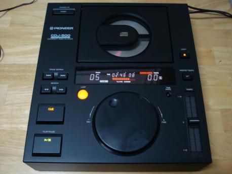 CDJ-500_500G